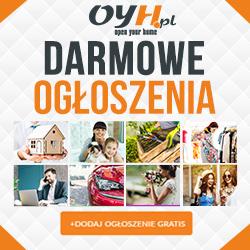 ogłoszenia drobne, darmowe ogłoszenia oyh.pl